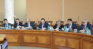 Վիգեն Սարգսյանն ընդունել է «Կասպերսկի լաբորատորիա» ընկերության գլխավոր տնօրեն Եվգենի Կարսպերսկիին