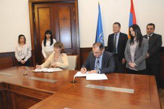 Ֆինանսների նախարարություն. ստորագրվել է դրամաշնորհի համաձայնագիր Հայաստանի Հանրապետության և Համաշխարհային բանկի միջև