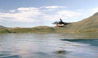 Google-ի համահիմնադիր Լարի Փեյջը «թռչող մեքենա» է թողարկել