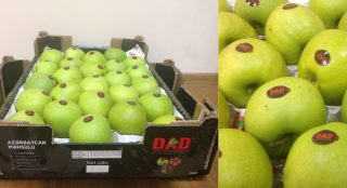 ՊԵԿ. Ադրբեջանական խնձորի ապօրինի ներկրման դեպքերի առթիվ հարուցվել է քրեական գործ