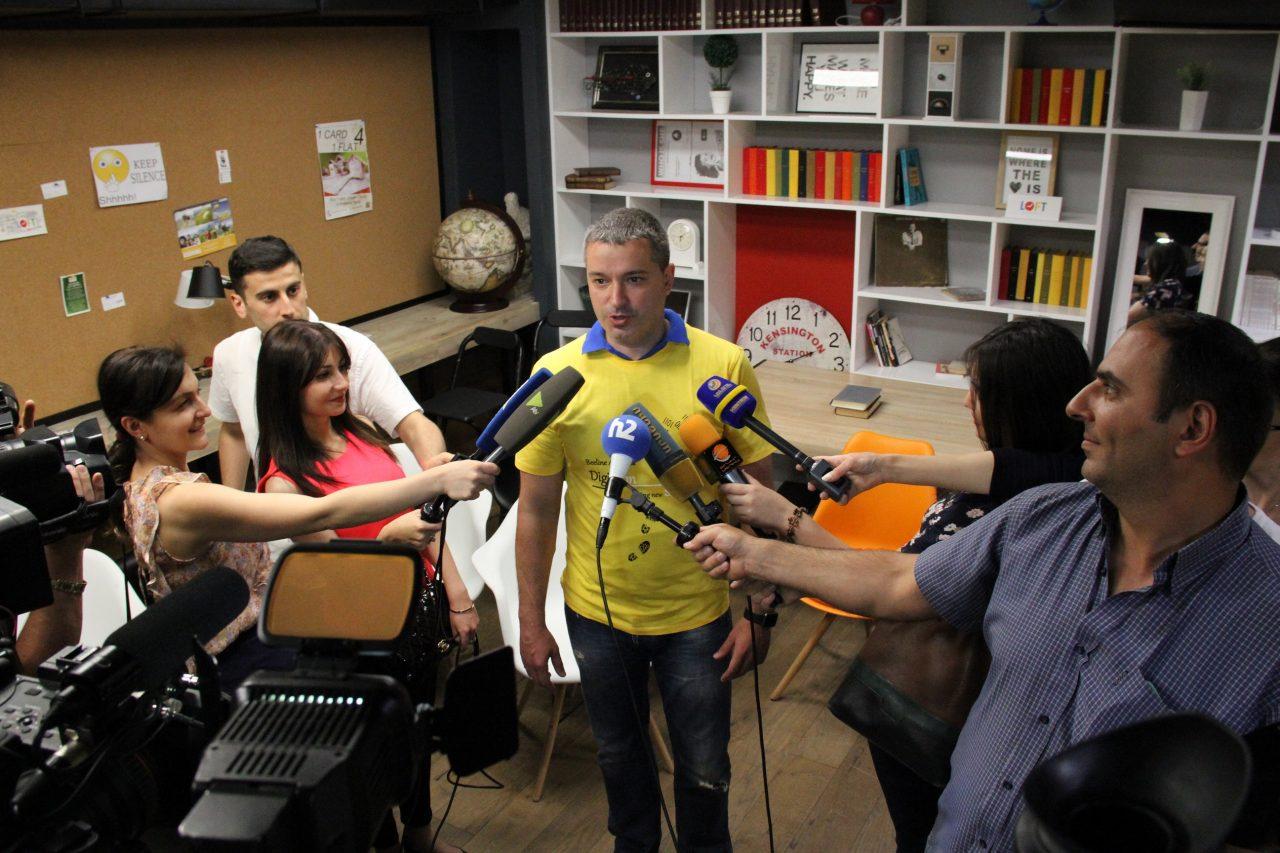 Կայացավ Digithon Beeline Հայաստան-2017 թվային մարաթոնի պաշտոնական փակման արարողությունը