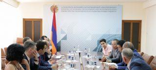Չինաստանի մեքենաշինական կորպորացիան ցանկանում է ներդրումներ իրականացնել Հայաստանի շինարարության և էներգետիկայի ոլորտներում
