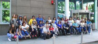 Լիբանանցի հաշմանդամ զբոսաշրջիկների խումբը Հայաստանում է