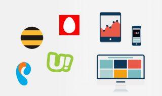 Ինտերնետ բաժանորդների քանակը և առաջատար պրովայդերները Հայաստանում – 2017թ. I եռամսյակ