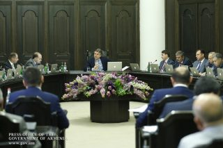 ՀՀ կառավարություն. աջակցություն հերթական ներդրումային ծրագրերին