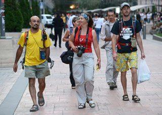 Աճել է Հայաստան այցելող զբոսաշրջիկների թիվը
