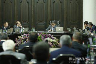 ՀՀ կառավարություն. աջակցություն ներդրումային ծրագրերին՝ կստեղծվի 152 աշխատատեղ