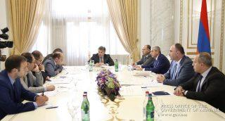 Կայացել է «Թվային Հայաստան» հիմնադրամի հոգաբարձուների խորհրդի նիստը