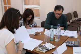 ԱԿԲԱ-ԿՐԵԴԻՏ ԱԳՐԻԿՈԼ ԲԱՆԿ. բիզնես դասընթաց՝ Գյումրու հյուրանոցային ոլորտի համար