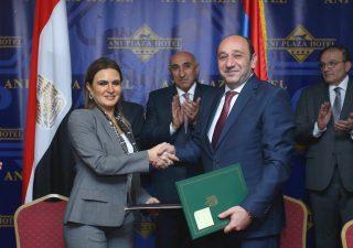 Հուշագիր՝ ուղղված հայ-եգիպտական ներդրումների խթանմանը