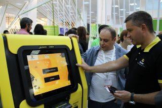 Beeline. Հայաստանում գործարկվել է առաջին սիմկոմատը՝ SIM քարտերի վաճառքի սարքը