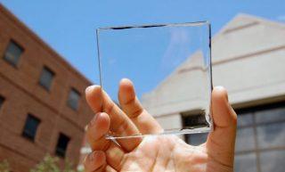 Թափանցիկ արևային վահանակներն էներգետիկայի ապագան են
