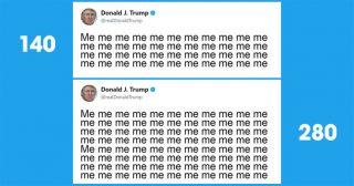 Twitter-ի հաղորդագրությունների առավելագույն նիշերի քանակը կրկնապատկվել է