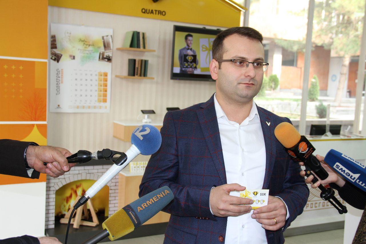Beeline. Quatro SIM-ը նոր հնարավորություններ է տալիս ամբողջ ընտանիքին