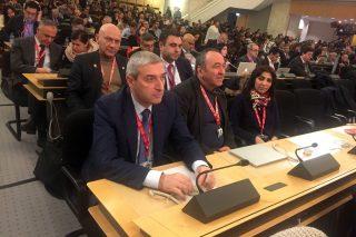 Վահան Մարտիրոսյանը մասնակցում է ՄԱԿ-ի ինտերնետային կառավարման համաժողովին