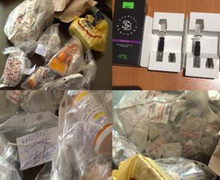 ՊԵԿ. Փոստային ծանրոցներով թմրամիջոցներ և հոգեմետ նյութեր պարունակող դեղահաբերի առաքման դեպքերն աճել են