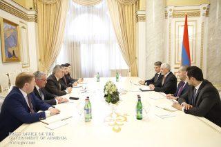 Վարչապետը և ՀՀ-ում ՄԱԿ-ի նորանշանակ մշտական համակարգողը կարևորել են Հայաստան-2030 զարգացման օրակարգի շրջանակում համագործակցությունը