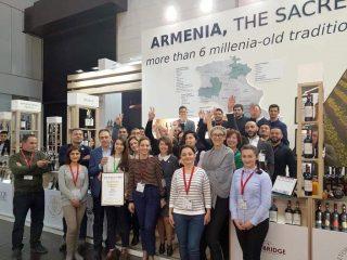 Հայկական գինեգործական ընկերությունները «Պրովայն Դուսելդորֆ 2018» միջազգային ցուցահանդեսից վերադարձել են մեդալներով
