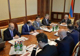 Նախագահի մոտ կայացած խորհրդակցությանը քննարկվել է Հայաստանի 2018-2030թթ. թվային փոխակերպման օրակարգը