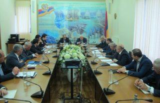 Քննարկվել է Հայաստան-Վրաստան նոր բարձրավոլտ գծի կառուցման նախապատրաստական աշխատանքների ընթացքը