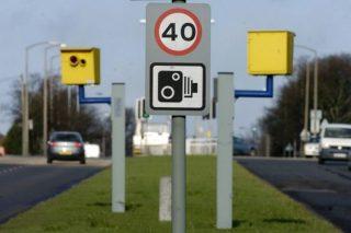 Արագաչափերի ցուցանակներին կից կտեղադրվեն առավելագույն արագության սահմանափակման նշաններ