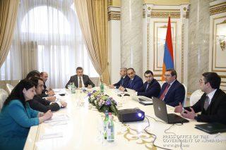Կարեն Կարապետյանի մոտ քննարկվել են ԵԱՏՄ տարածքում ապրանքների տեղաշարժին վերաբերող հարցեր