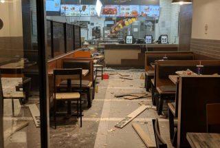 Պայթյուն Հյուսիսային պողոտայի Burger King-ում՝ կան տուժածներ