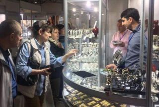 Հայկական ոսկերչական արտադրանքը ներկայացվել է Կենտրոնական Ասիայում