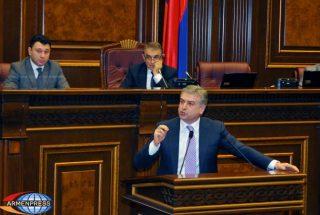 Կարեն Կարապետյան. ԵԱՏՄ-ն չի սահմանափակել Հայաստանի մուտքն այլ շուկաներ