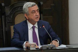Վարչապետ Սերժ Սարգսյանը հրաժարվել է իրեն հատկացված առանձնատնից