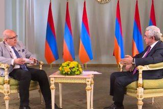Սերժ Սարգսյան. արտագաղթն իրոք մեր արյունահսող վերքն է