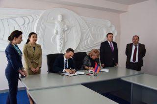 «FMD K&L Europe»-ը առաջին մասնաճյուղերը բացեց Հայաստանի մարզերում