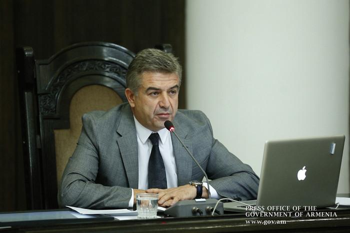 Կարեն Կարապետյանն իր մամուլի քարտուղարին, ՀՀ վարչապետի մի խումբ խորհրդականների ու օգնականների ազատել է պաշտոններից