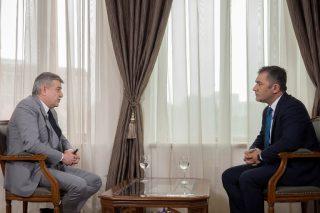 Կարեն Կարապետյան. Պարտավոր ենք մեր տան մեջ նստել, ռացիոնալ բանակցել և տրամաբանական լուծումներ գտնել