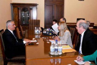 Փոխվարչապետ Մհեր Գրիգորյանն ընդունել է Համաշխարհային բանկի ներկայացուցիչներին
