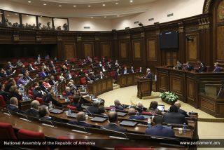 Ազգային Ժողովը վարչապետ է Ընտրում. ՈՒՂԻՂ ՀԵՌԱՐՁԱԿՈՒՄ