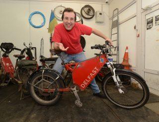Երևանում կարող է գործել ուկրաինական հայտնի «Delfast» էլեկտրական հեծանիվներով առաքման ծառայությունը