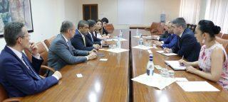 ԱՄէ-ում հետաքրքրված են Հայաստանում ներդրումներ կատարելու և բիզնես գործունեություն ծավալելու վերաբերյալ