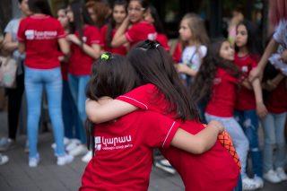 Ինչո՞ւ էին երեխաները փակել Թումանյան փողոցը