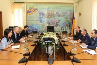 ԱԶԲ-ն պատրաստ է օժանդակել Հայաստանի էներգետիկ ոլորտի զարգացմանը