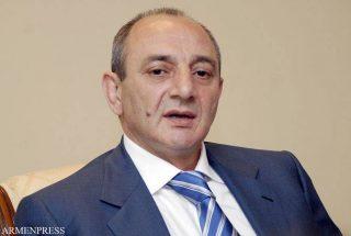 Բակո Սահակյանը չի մասնակցելու Արցախի նախագահի հաջորդ ընտրություններին