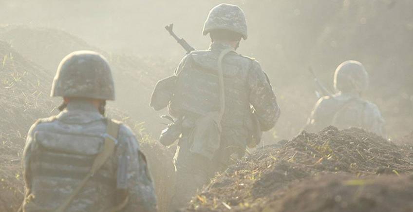 Մի շարք զինծառայողներ արժանացել են պետական պարգևների