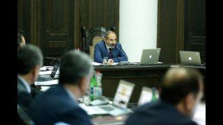 Կառավարության արտահերթ նիստ` Մանվել Գրիգորյանի գործով