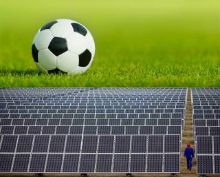 Հայկ Հարությունյան. Հայաստանում արդեն մոտ 14 ֆուտբոլի դաշտի չափ արևային կայաններ են տեղադրած