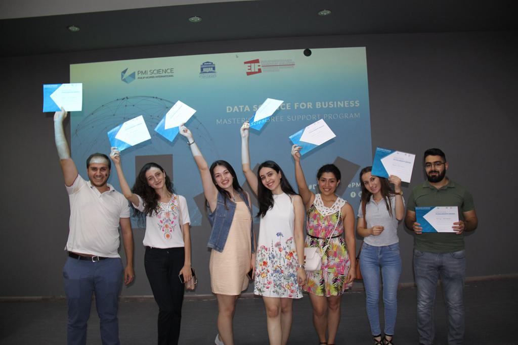 Ֆիլիպ Մորրիսը Հայաստանում աջակցում է լավագույն երիտասարդ գիտնականներին՝ տրամադրելով կրթաթոշակներ