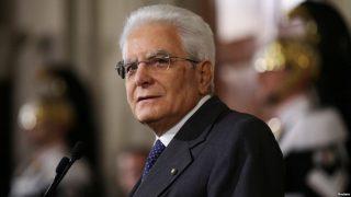 Իտալիայի նախագահը ժամանել է Հայաստան