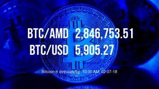Bitcoin-ի փոխարժեքն աճել է – 02/07/18