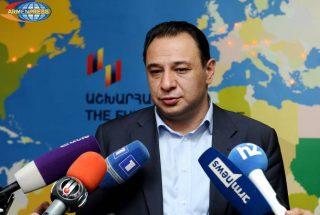ԱԱԾ. Ձերբակալվել է «Հայաստան» համահայկական հիմնադրամի տնօրենը