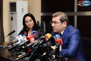 Դավիթ Անանյան. Հայաստանում հարկային մուտքերի 85% ապահովում է 3.6 հազար ընկերություն