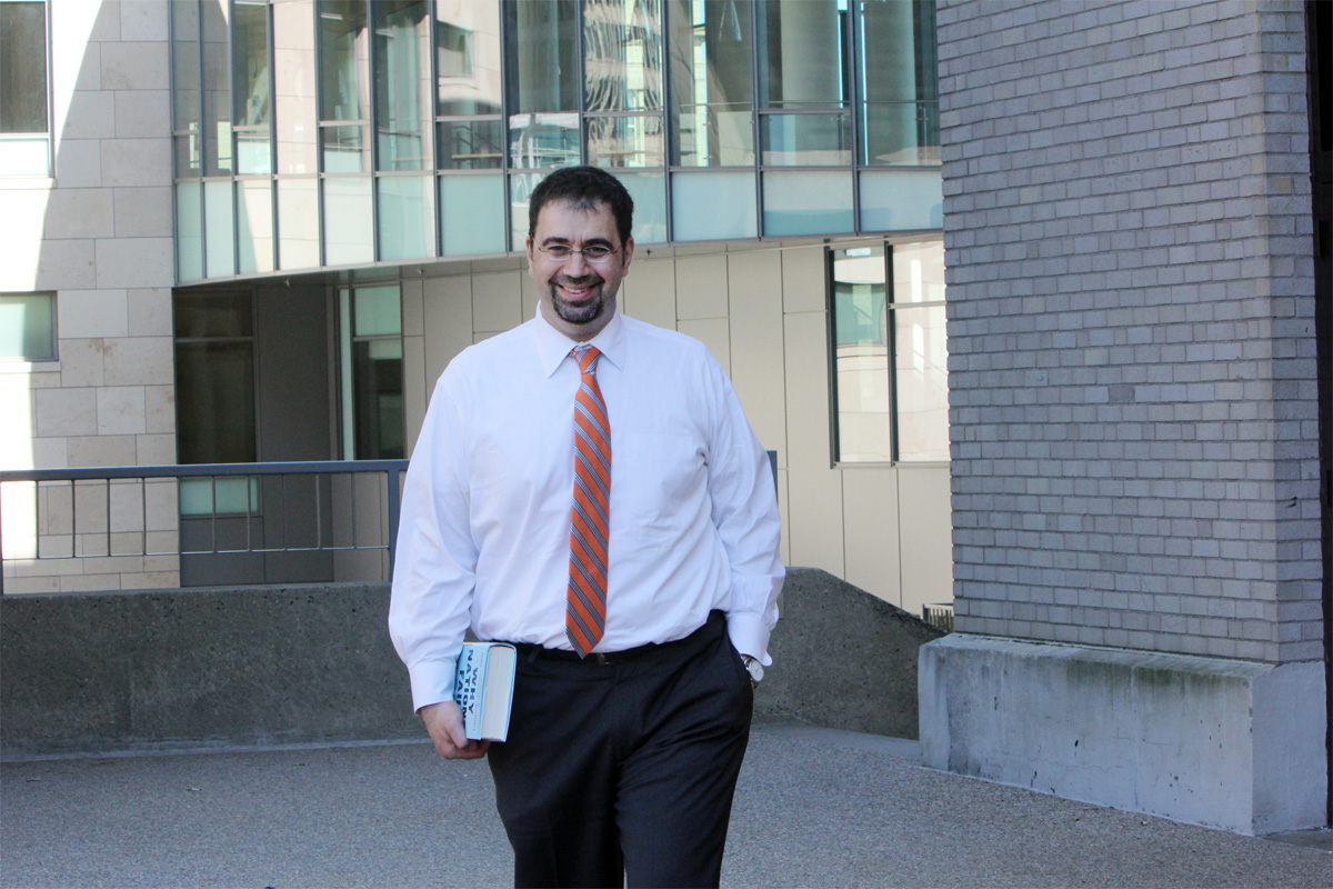 Դարոն Աճեմօղլուն՝ Թուրքիայում նախարարի պաշտոն զբաղեցնելու առաջարկի մասին